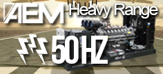 AEM Heavy Range 50 Hz