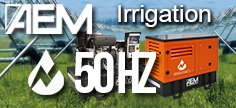 AEM Irrigation Range